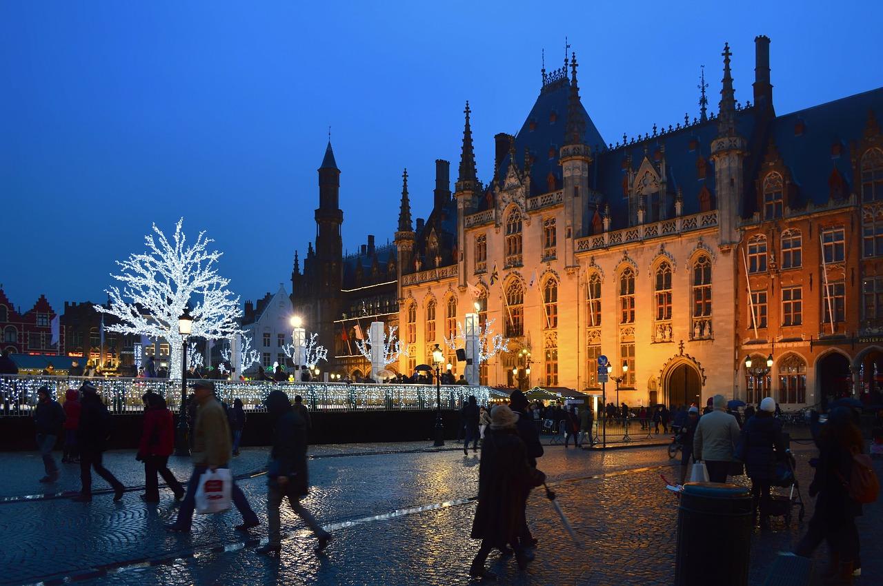 Marché de Noël à Bruges : L'un des meilleurs d'Europe !