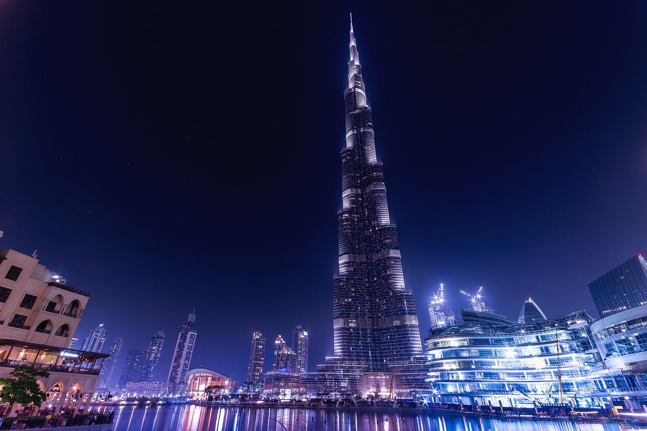 3 incontournables lors d'un voyage à Dubaï