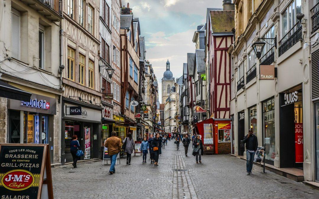 Et si vous alliez visiter Rouen?