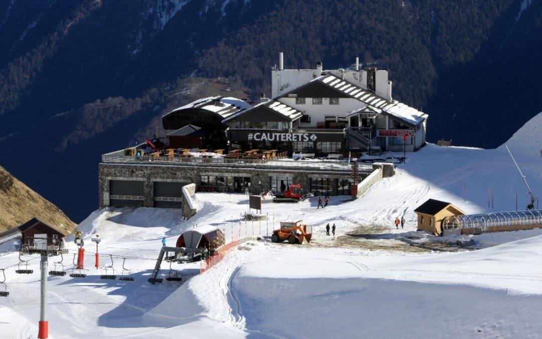 Un airbnb en station de ski, l'idéal pour ses vacances d'hiver !