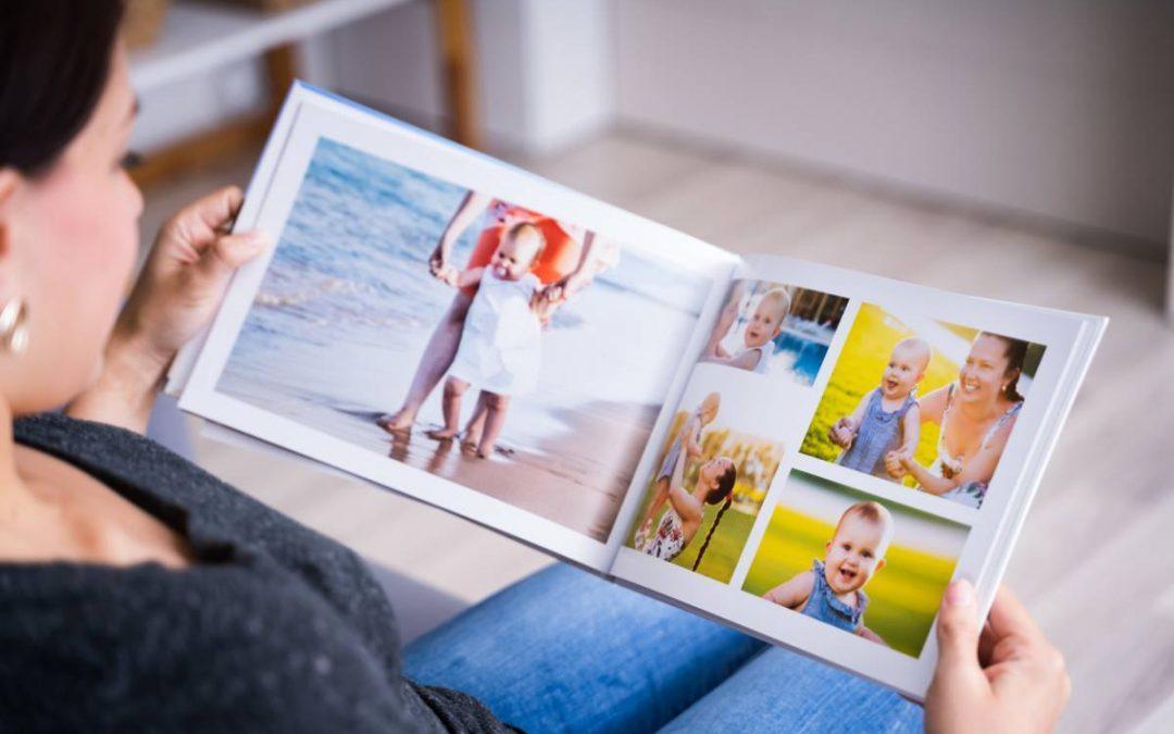 Immortalisez votre voyage grâce à l'album photo !
